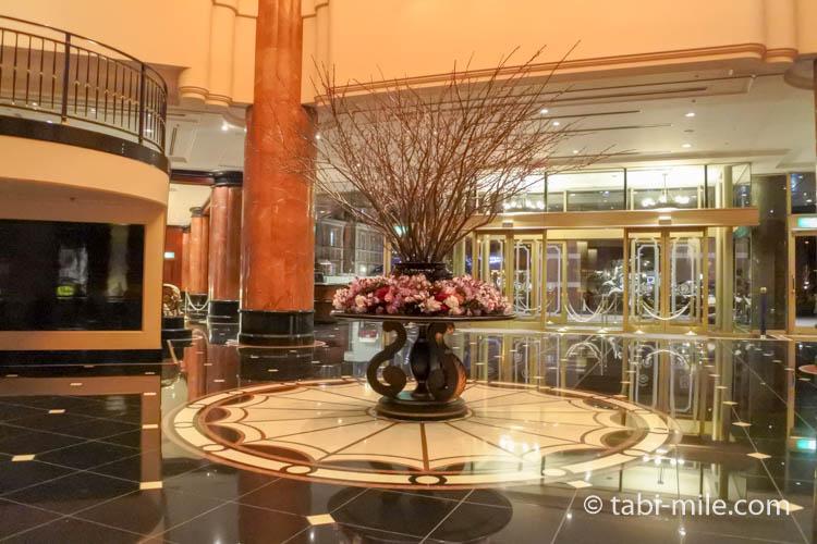 ウエスティンホテル東京ロビー