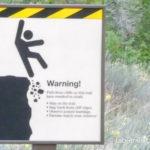 注意・デメリット・崖から転落