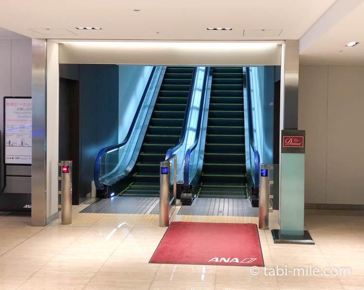 羽田空港ANAスイートラウンジ(羽田空港 ANA SUITE LOUNGE)