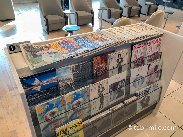 羽田空港ANAラウンジサービス14