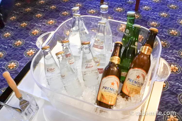 ウェスティンホテル東京 イブニングカクテル ビール