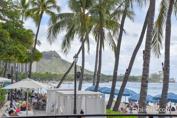 ハワイワイキキモアナサーフライダービーチクラブ