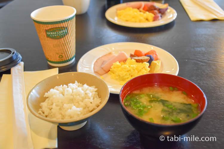 モアナサーフライダー ウェスティンリゾート&スパ ビーチクラブ 朝食
