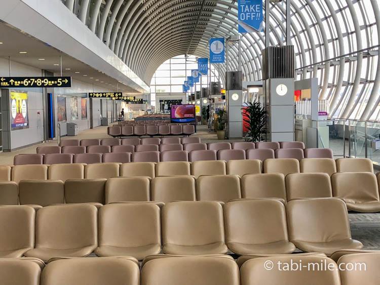 ANAラウンジ 仙台空港