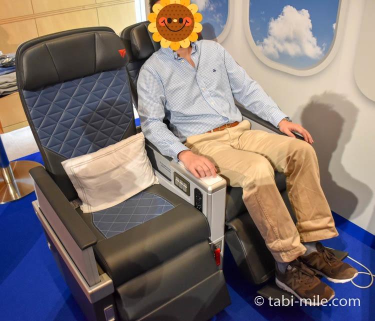 デルタ航空新キャビン・デルタプレミアムセレクト01