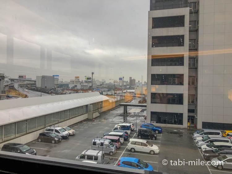 大阪伊丹空港ANAラウンジ