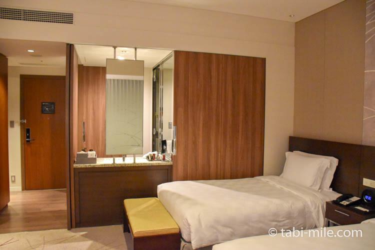 大阪マリオット都ホテル部屋