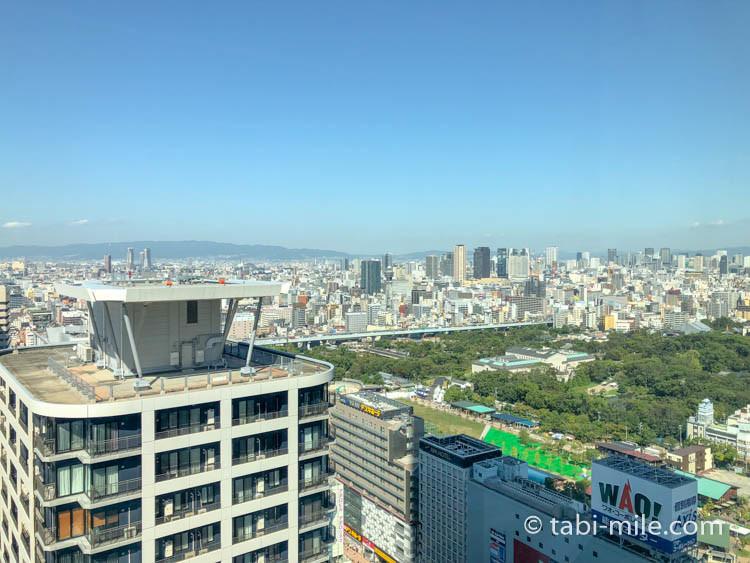 大阪マリオット都ホテル朝食
