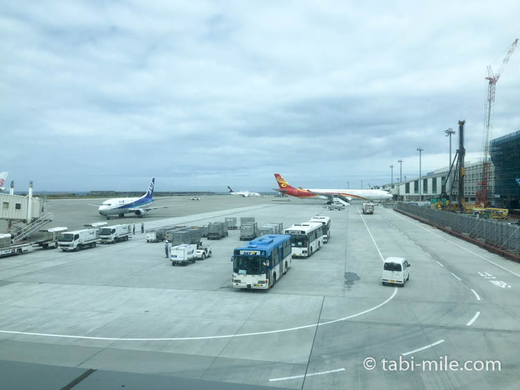 ANAラウンジ 那覇空港 国内線ターミナル