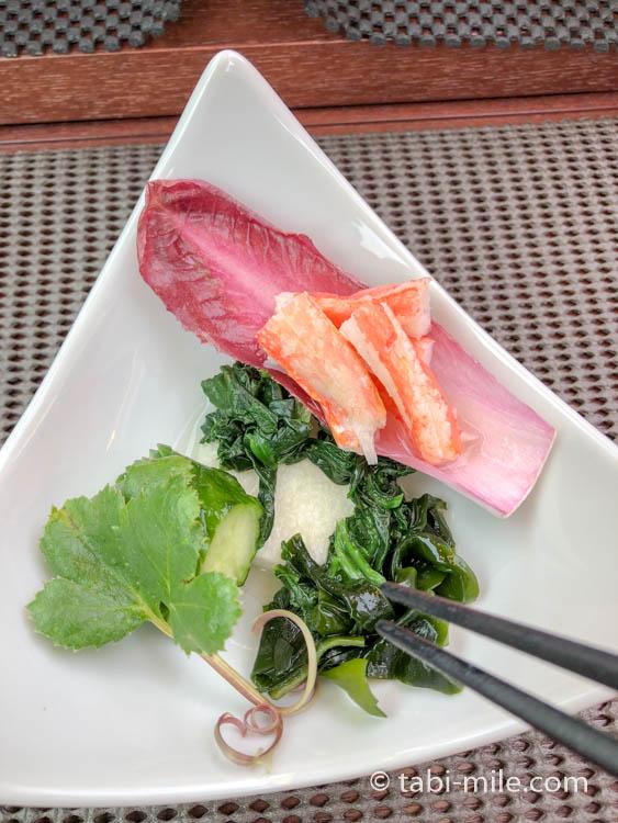 東京レストランバス冷鉢