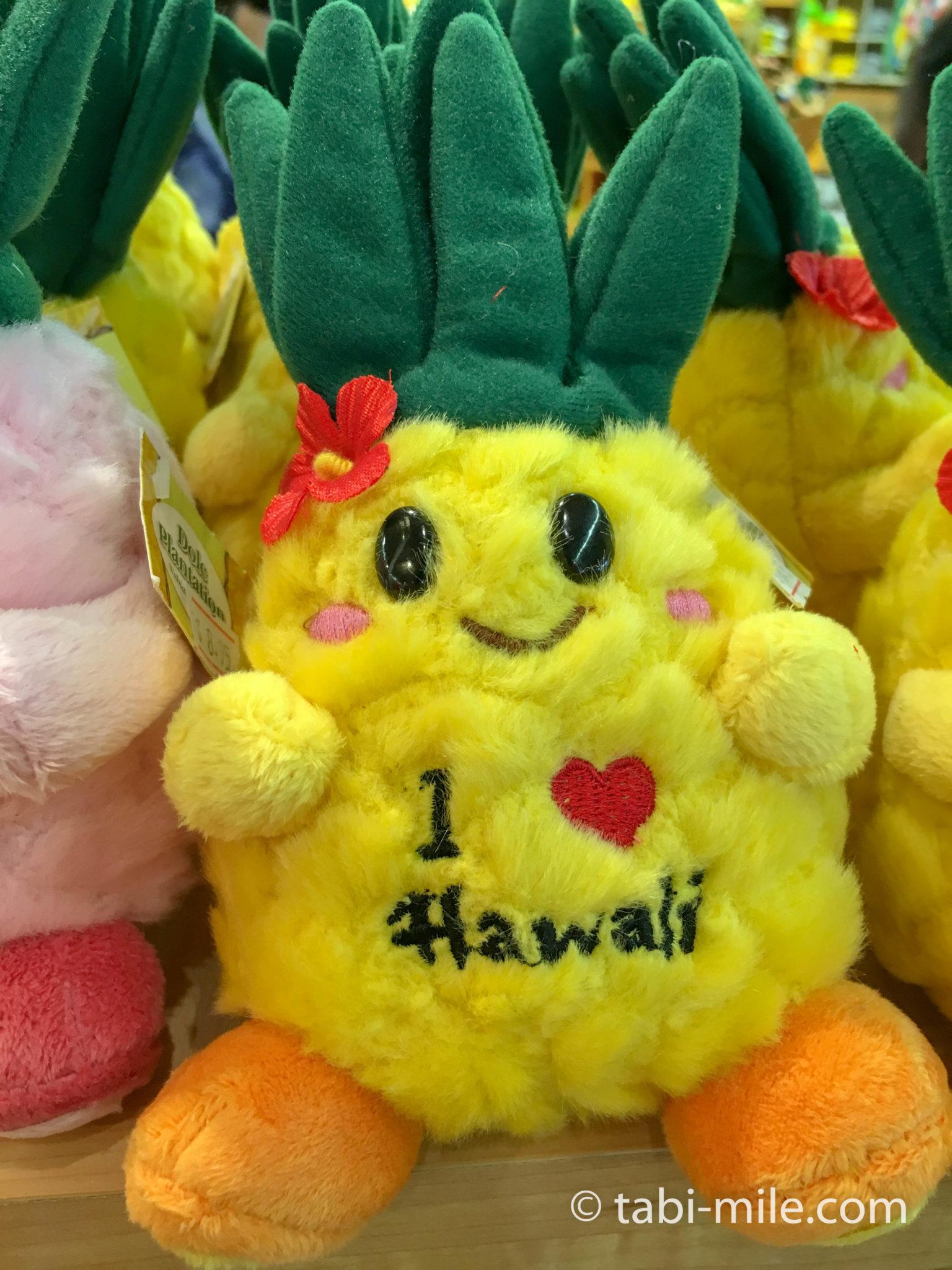 ドール・プランテーション ハワイ