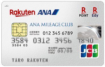 楽天ANAカード券面画像
