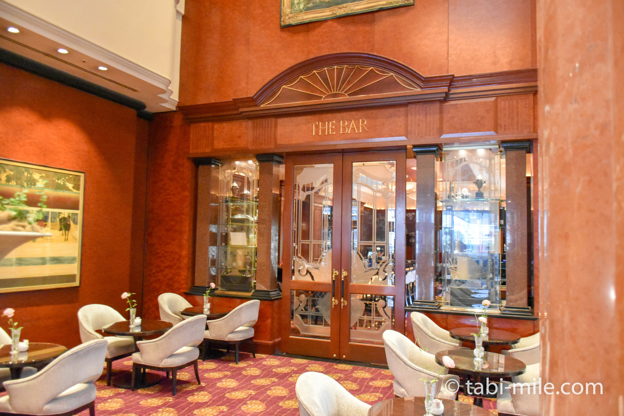 ウェスティンホテル東京 バー