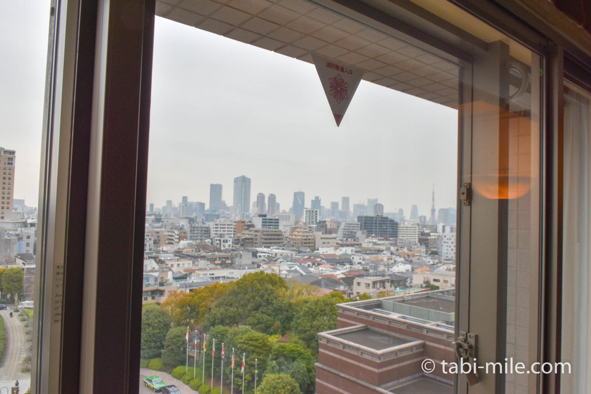 ウェスティンホテル東京 部屋