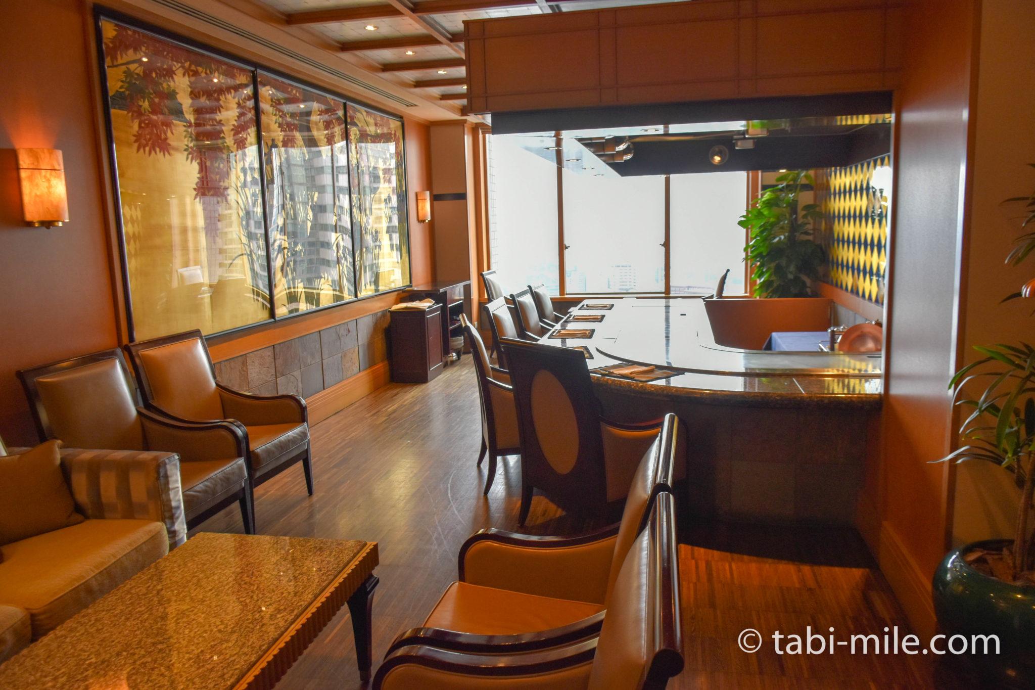 ウェスティンホテル東京 レストラン