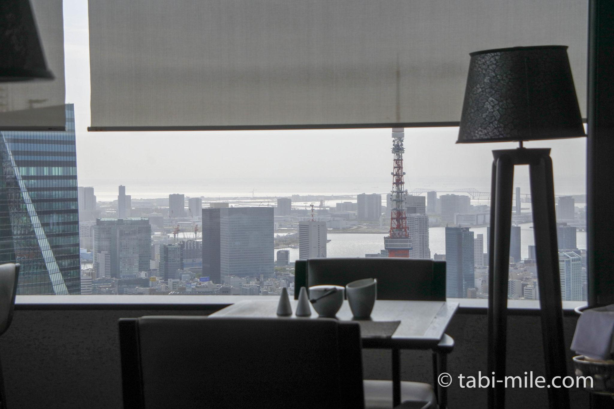 ザ・リッツ・カールトン東京朝食「タワーズ」