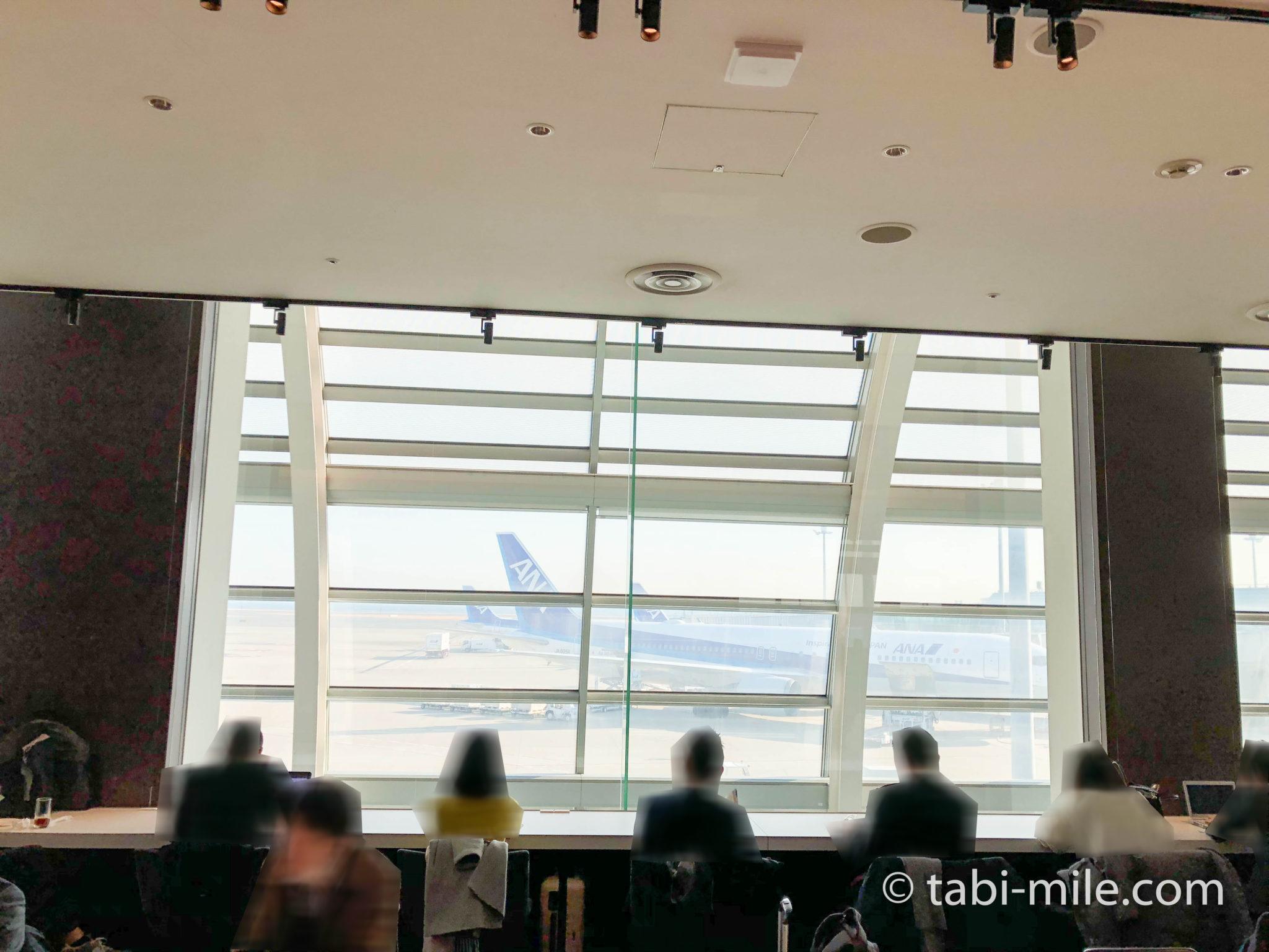 羽田空港エアポートラウンジ(南)
