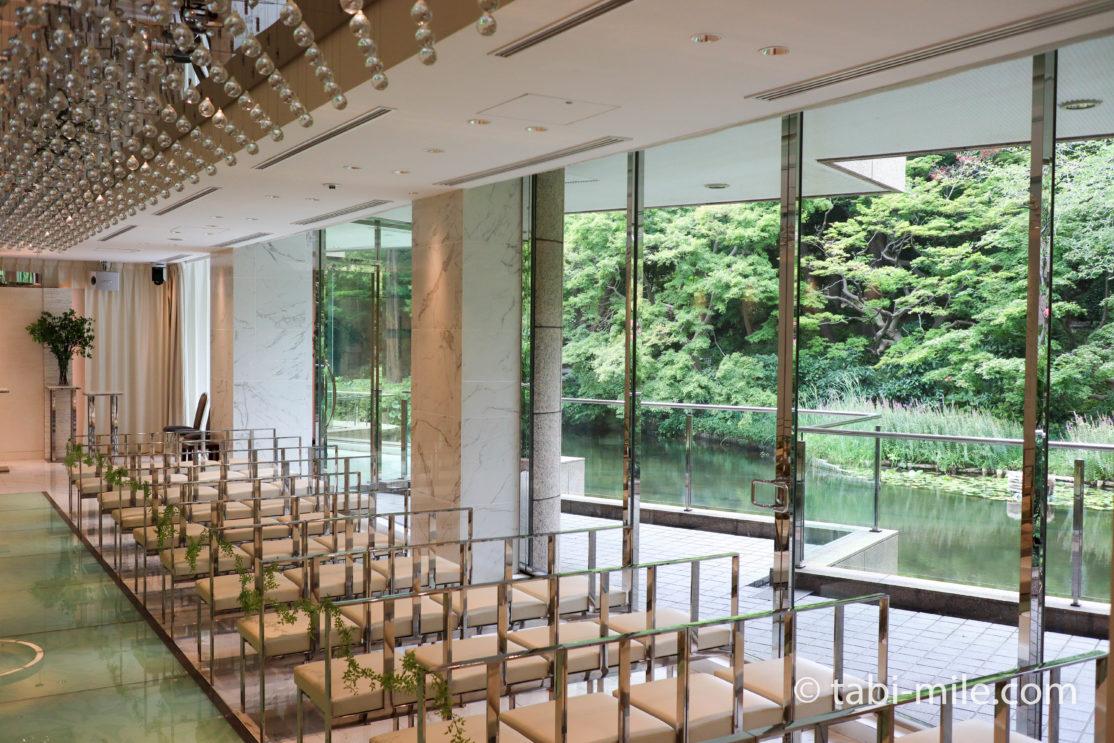 東京マリオットホテル チャペル