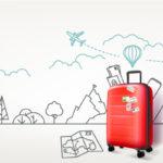 旅とスーツケース