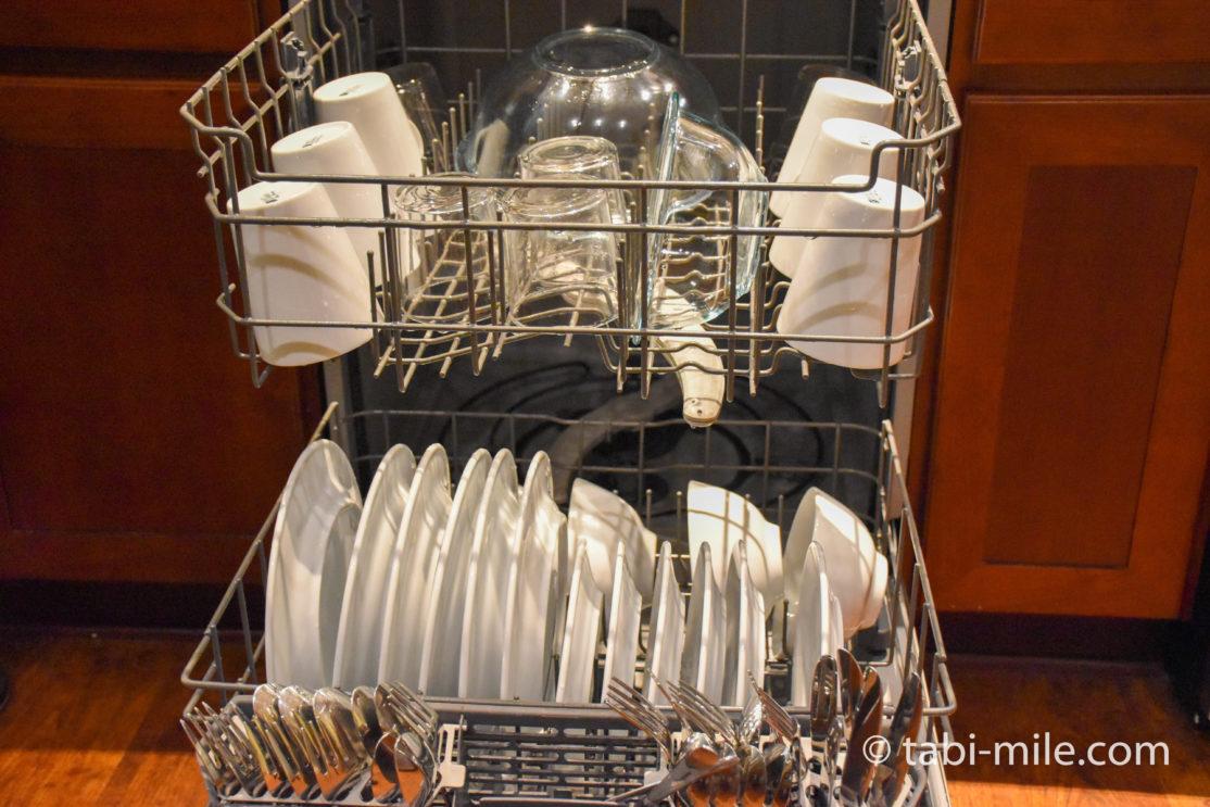 キングズランド・バイ・ヒルトン・グランド・バケーション 食洗機