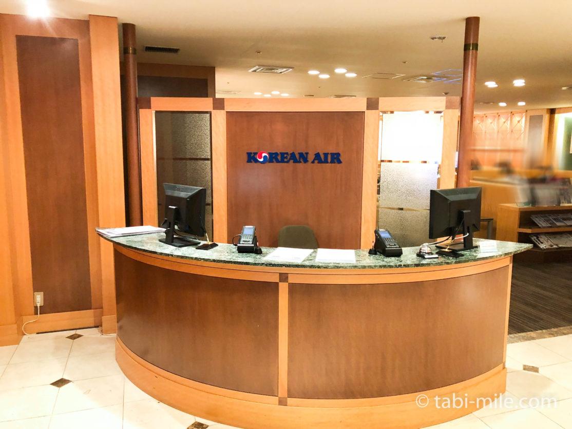 関西国際空港 KALラウンジ