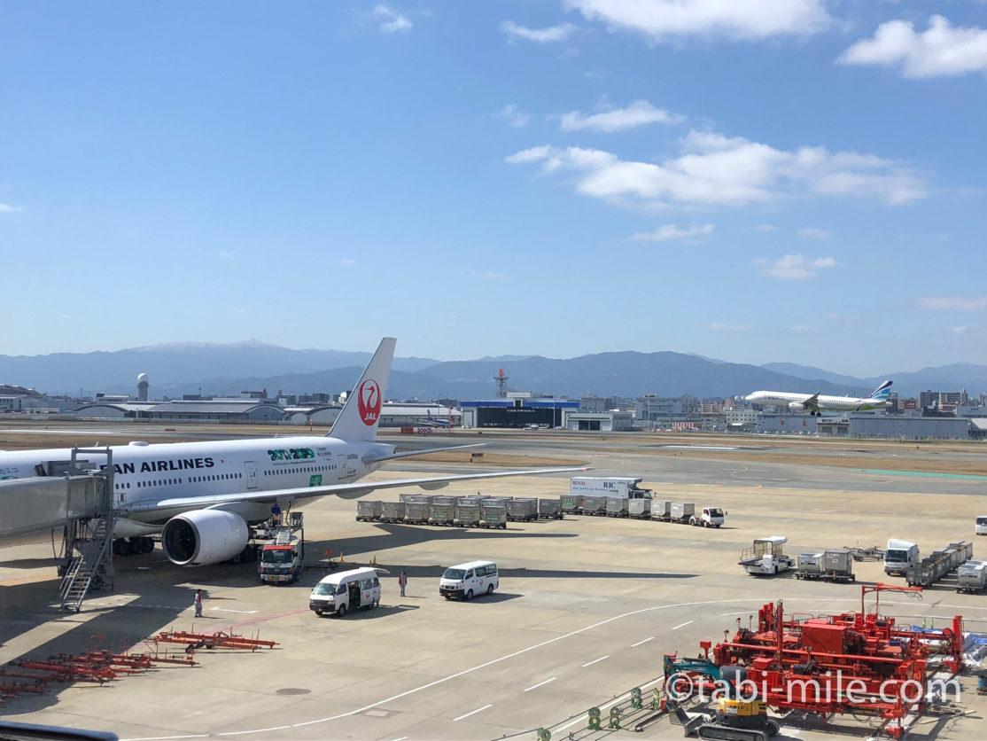 福岡空港JALダイモンドプレミアムラウンジ
