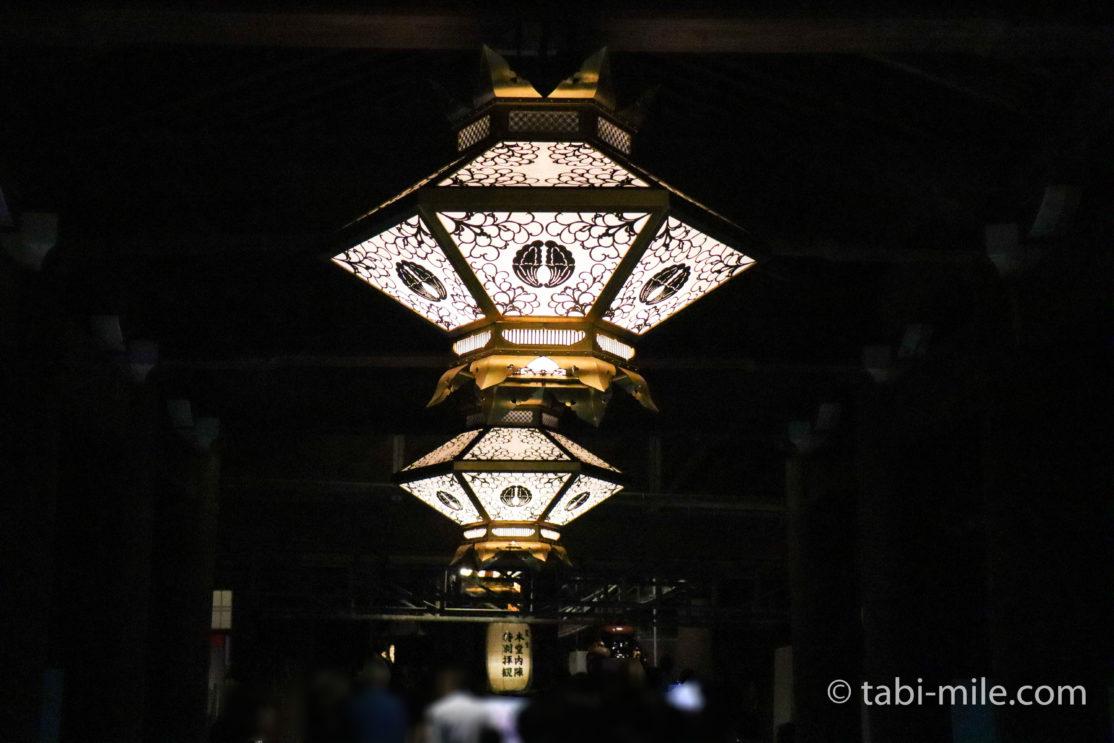 アメックス世界遺産清水寺夜間特別拝観