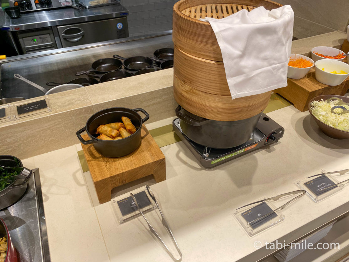 コートヤードバイマリオット大阪本町 朝食