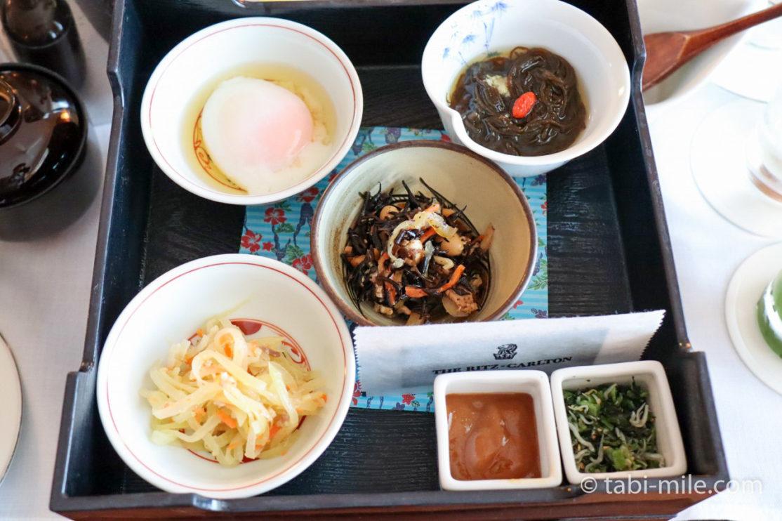 ザ・リッツ・カールトン沖縄 ルームサービス(朝食)