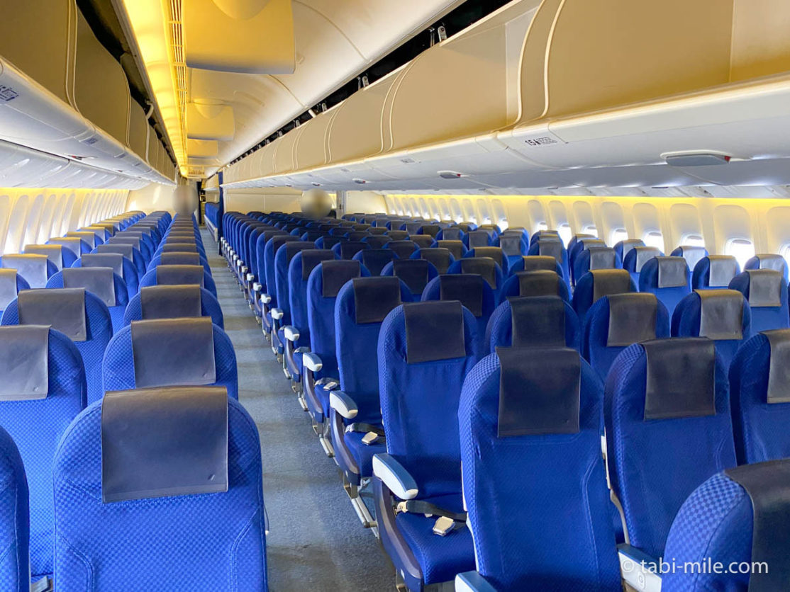 羽田空港、飛行機、座席