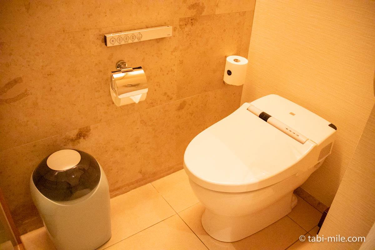 リッツ・カールトン沖縄、客室、トイレ
