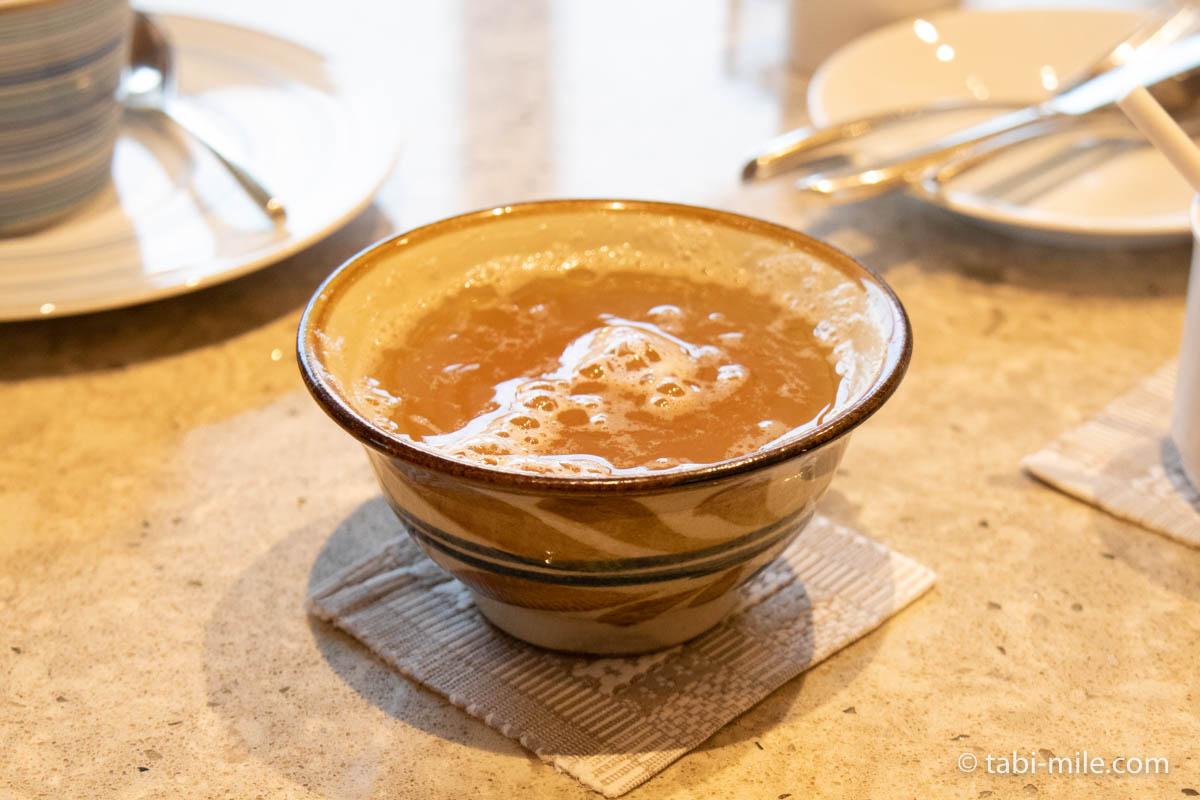 リッツ・カールトン沖縄、ザ・ロビー、アフタヌーンティー、ぶくぶく茶、お茶