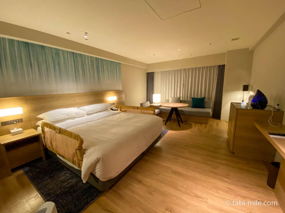 富士マリオットホテル山中湖 部屋